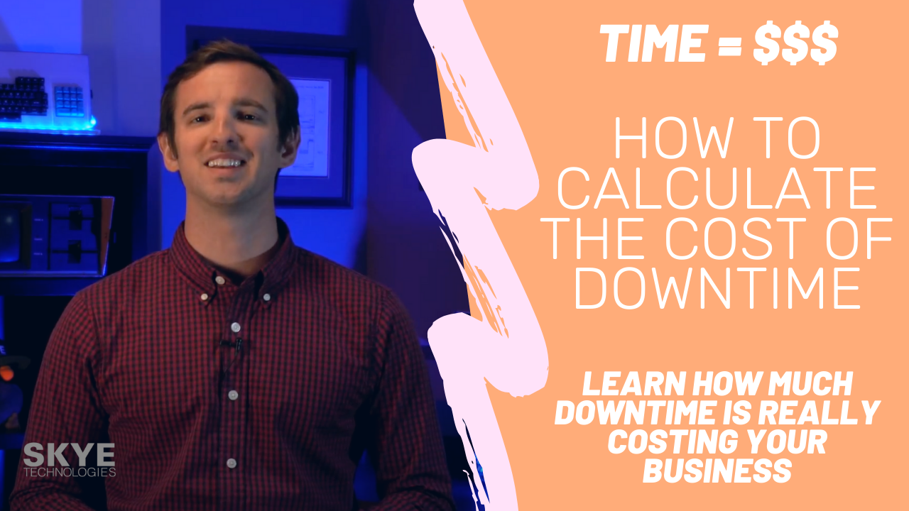 How to Calculate the Costs of Downtime